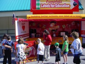 Case Studies - Campbell's Labels for Education Bus Mobile Tour (11)