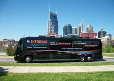 HP Exstream Makeover Tour