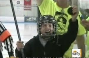Blog - Twin Boys $50k Hockey Shot