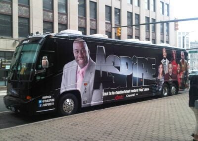 UPtv and Aspire Networks B2B Mobile Tour