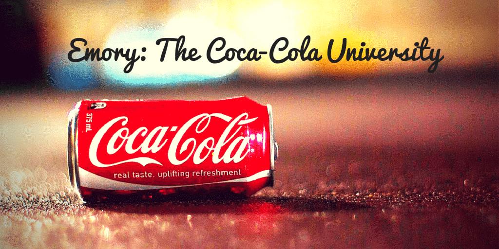 Emory-The Coca-Cola University