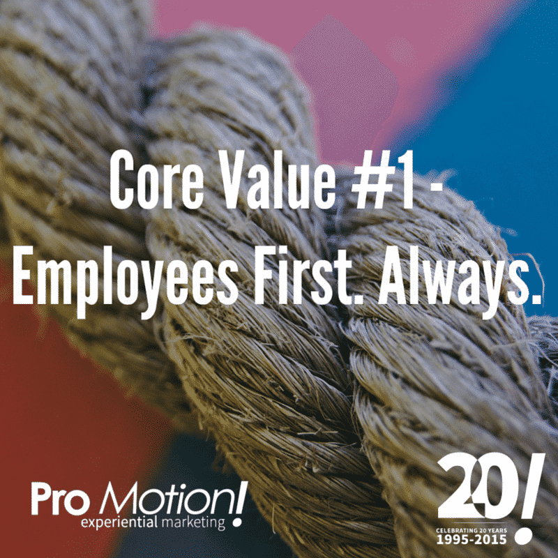 Blog - Employees First Always
