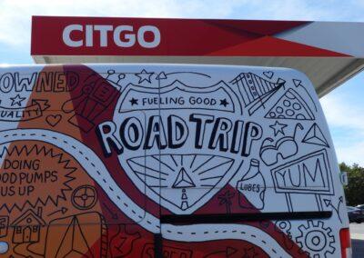 "CITGO ""Fueling Good Road Trip"""
