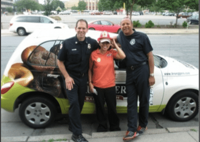 Summer Street Team Slices Up Success for Bruegger's Bagels