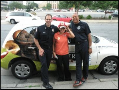 Summer Street Team Slices Up Success for Bruegger's Bagels