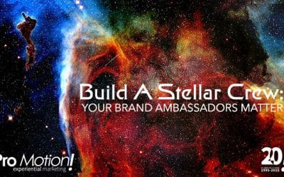 How to Build a Crew of Consistent Brand Ambassadors