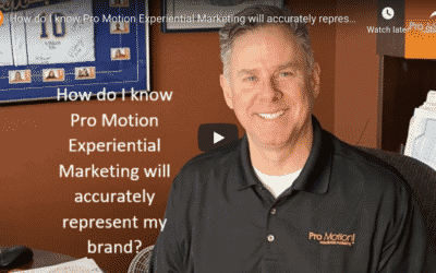 FAQ – How do I know you'll accurately represent my brand?