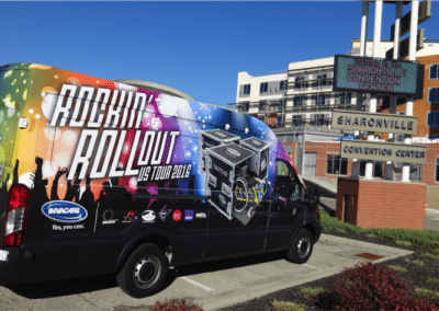 Invacare Rockin' Rollout Tour