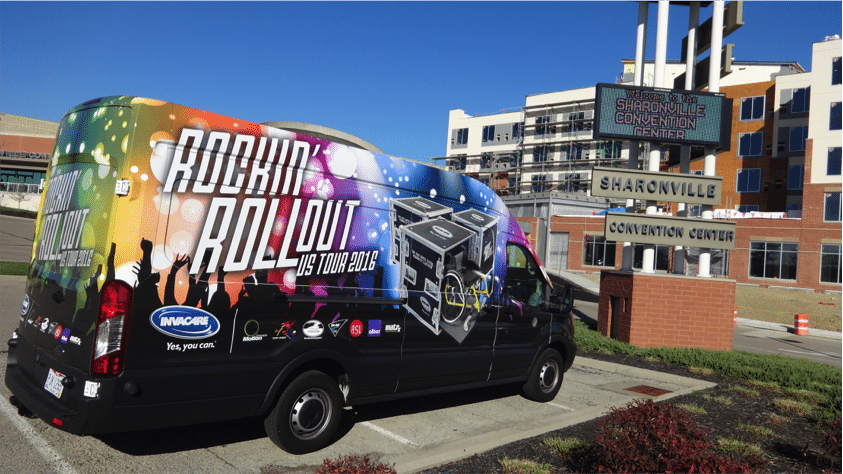 Rolling Into Results – Invacare Rockin' Rollout