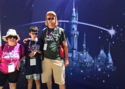 Disney Special Olympics World Games Activation