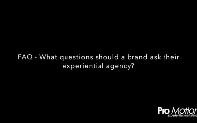 FAQ – What questions should a brand ask their agency?
