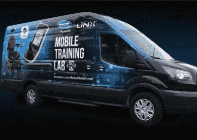 Invacare Mobile Training Lab Tour