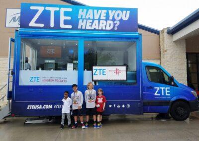 ZTE Smartphones Experience Tour