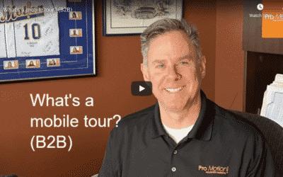 FAQ – What's a mobile tour?