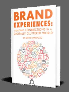 brand experiences book