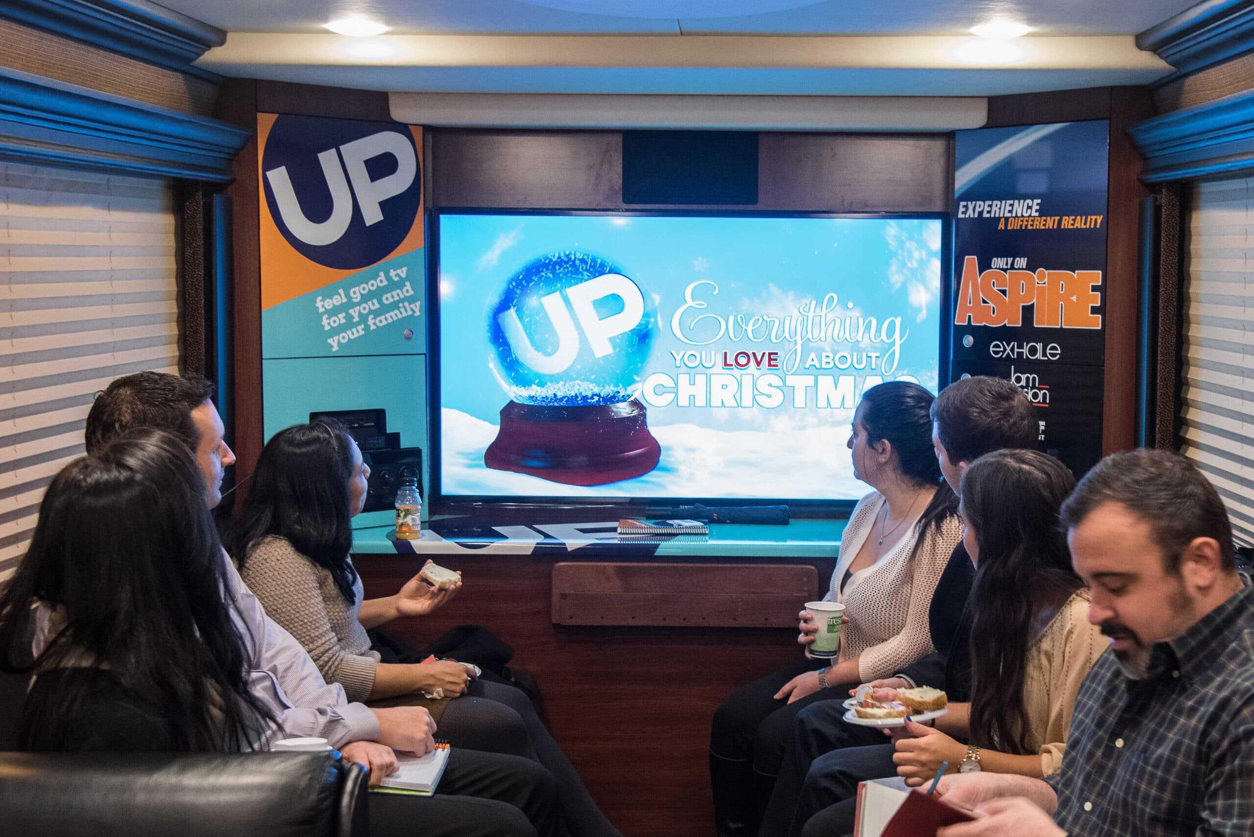 UpTV B2B Tour 1 scaled