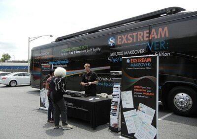 hp exstream makeover tour 3