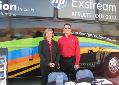 hp exstream results tour 2