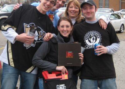 smokey bones fire grill street teams promotion 4