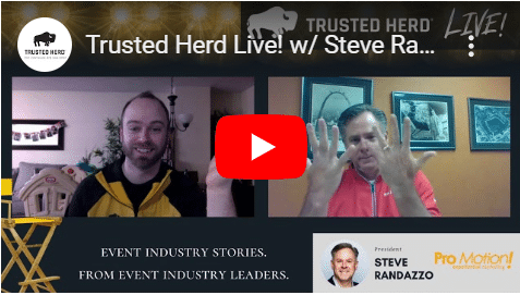 Trusted Herd Live Steve Randazzo Pro Motion